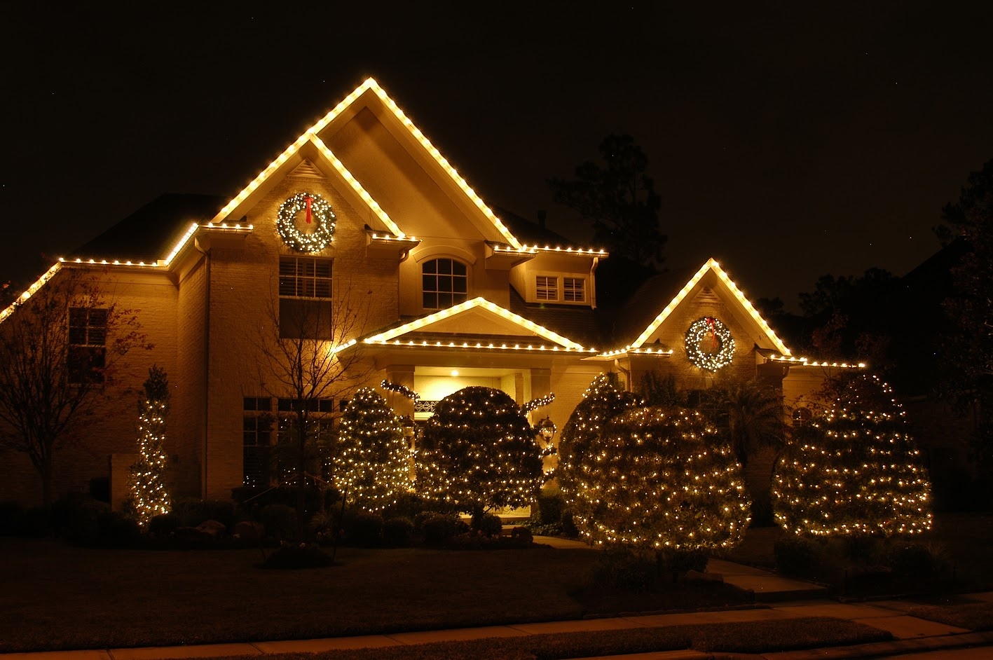 residential christmas lighting services in kansas city mo - Christmas Lights In Kansas City