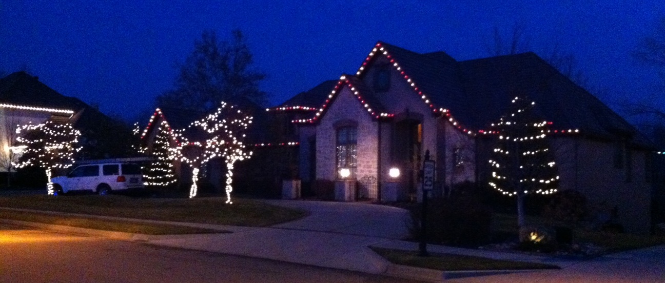 Holiday Lights in Kansas City - Winter Illuminations Christmas Light ...