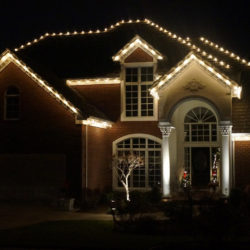 Holiday lights Kansas City Installation Company